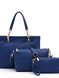 VENCHY Women PU Casual Leather