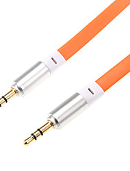 1m 3.28FT Audio 3.5mm Male to Audio 3.5mm Male Cable for Mobile Phone and Car AUX