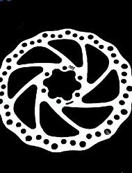 oeste biking® 1 pieza de bicicleta de montaña de acero inoxidable BB7 BB5 disco elixir del rotor del freno 160mm 1pcs bke rotores de frenos de disco