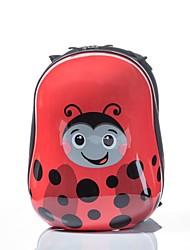 детская улыбка жуки школьный портфель / рюкзак ABS + PC ткани