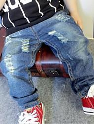 furo jeans do garoto