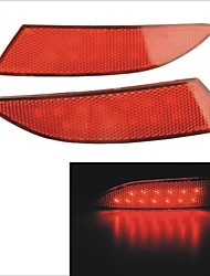 carking™ 12V Rear Bumper Reflector Brake Lights for Ford Focus 2012-(2PCS)