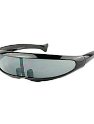 campamento& senderismo gafas deportivas anti-niebla de plástico de estilo aviador gafas de sol de los hombres