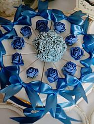 10 Stück / Set Geschenke Halter-Pyramide Kartonpapier Geschenkboxen