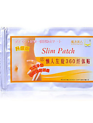 10pcs Plants Formula Slim Patches