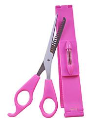 Set ciseaux spécialiser pour cheveux bang