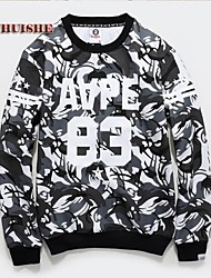 YHS®Men's Fleece Sweater Printing JDYL815