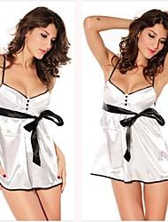 weißen Hemd sexy Dessous Clubwear m, XL, XXL