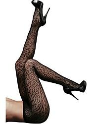 Women's Leopard Net Pantyhose