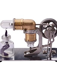 NEJE Mini Hot Air Stirling Engine Motor Model Toy