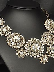 moro elegante luxuoso necklace_necklace diamonade: 50 + 7 centímetros # n0024