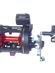 Topwin Qlin Pass the Cool of the Line Wheel GCTC2045 Water Wheel Lline Coungting Reel Sea Fishing Reel 0.50-210