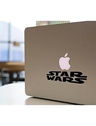 SkinAT amovible bricolage drôle mignon Star-Wars tablette et ordinateur portable autocollant pour vous et MacBook Air comprimé 135 * 205mm