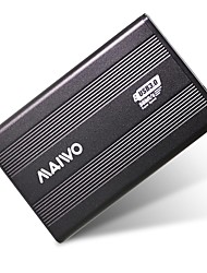 MAIWO K2501AU3S USB 3.0 SATA External Hard Drive HDD Enclosure with Smart Backup Software