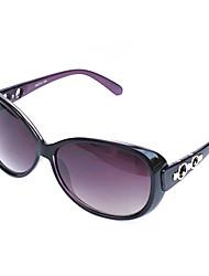 Sunglasses Men / Women / Unisex's Classic / Retro/Vintage / Sports / Fashion Oversized Purple Sunglasses / Sports Full-Rim