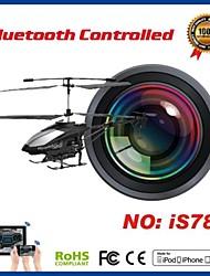 i-hélicoptère contrôle de la caméra de 3.5ch rc avec le compas gyroscopique pour iPhone, iPad et Android I787