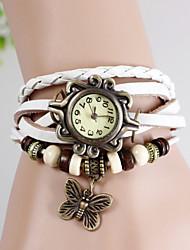 Huashi Fashion Vintage Bracelet Watch