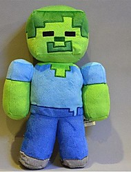 Minecraft Baby 18cm MC Zombie Ghost Animal Plush Toy Doll