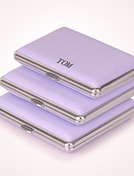 Personalized Purple Three Size Pack Metal Material (18)