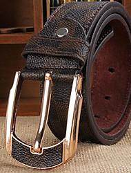 Unisex Waist Belt , Vintage/Work/Casual Alloy/Leather