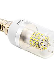 Ampoule Maïs Blanc Froid E14 5 W 60 SMD 3014 350 LM AC 85-265 V