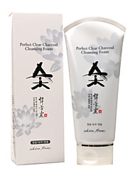 Skin Free  Perfect Clear Charcoal Cleansing Foam  170g