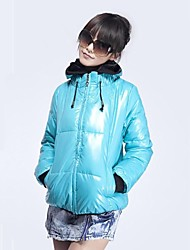 Women's Casual Cotton Hooded Jacket