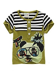 Boy's Cotton Tee , Summer