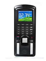 Máquina do comparecimento Access Control Realmente MF151 Comunidade Engenharia Dedicado / impressão digital pode ser personalizado