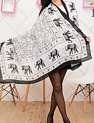 Women's Fashion Increase Shawl Cotton  Scarves