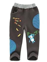 Pantaloni Maschile Primavera / Autunno Cotone