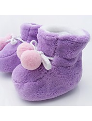 Children's Shoes First Walkers  Crib Shoes Flat Heel  Ankle Boots with Lace-up More Colors available