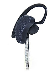 ROMAN R9020 Bluetooth V4.0 Stereo Headset w/ Voice Caller ID - Black
