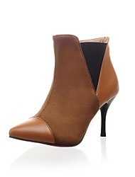 Women's Shoes Pointed Toe Stiletto Heel Ankle Boots More Colors available