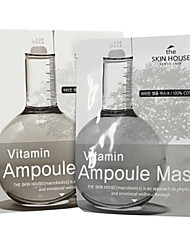 The Skin House The skin house Vitamin Ampoule Mask 5pcs
