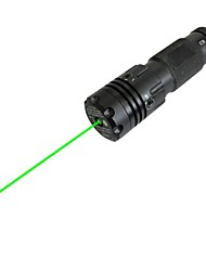 LT-G22 Green Laser Pointer (2MW,532nm,1x16340,Black)