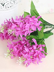5 Head High-quality Simulation Large Leaves Hyacinth