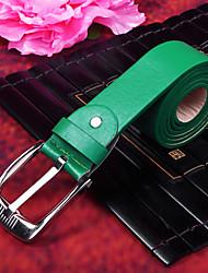Dark GreenPU Belt