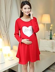 les femmes enceintes robe lâche de incern®maternity (plus de couleurs)
