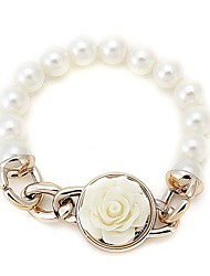 Fashion Pearl Bracelet (Random Color)