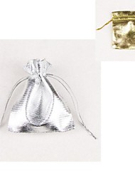 Jewelry Bags Fabric Gold / Silver