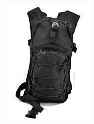 Black Military Tactical Rucksack Shoulder Bag Backpack EDC Every Day Carry