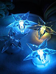 The Stars Decoration Can Paste LED Night Light