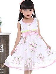 floral arc tulle parti de mariage pageant belle princesse robes de fille