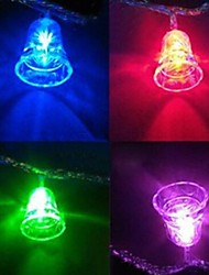 Christmas Bells 4.5M 28 LED Colorful String Lights