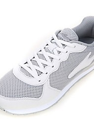 Men's Indoor Court Shoes Fabric White