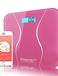 prointxp® báscula inalámbrico inteligente para el peso corporal&medición y registro de bmi (soporte multi-usuario)