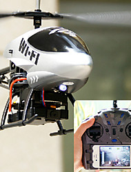 Wifi Control Attop YD-215 3CH 1.3million Pixels Wifi Camera RC Helicopter with Gyro Iphone Andriod