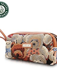 DAKA BEAR Womens New Fashion Elegant Carry Clutch Bag