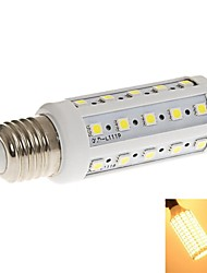 Ampoule Maïs Blanc Chaud 5 pièces E26/E27 5 W 35pcs SMD 2835 500lm LM 2900-3200K K AC 100-240 V